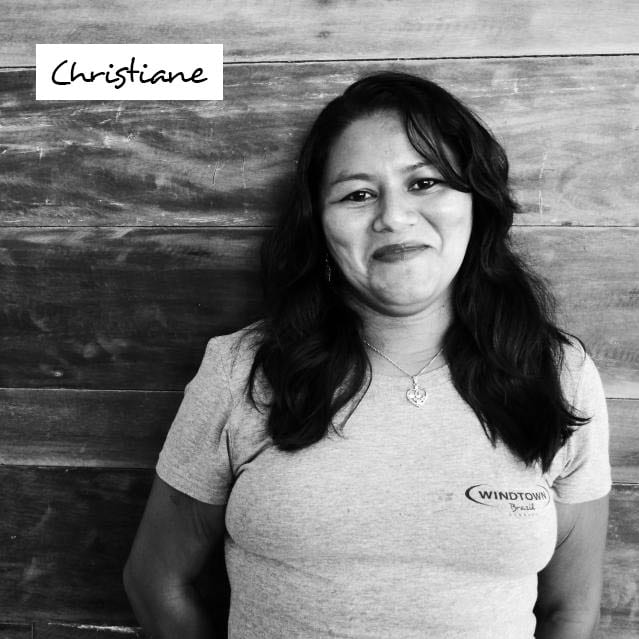 Christiane | Windtown Cucumbo