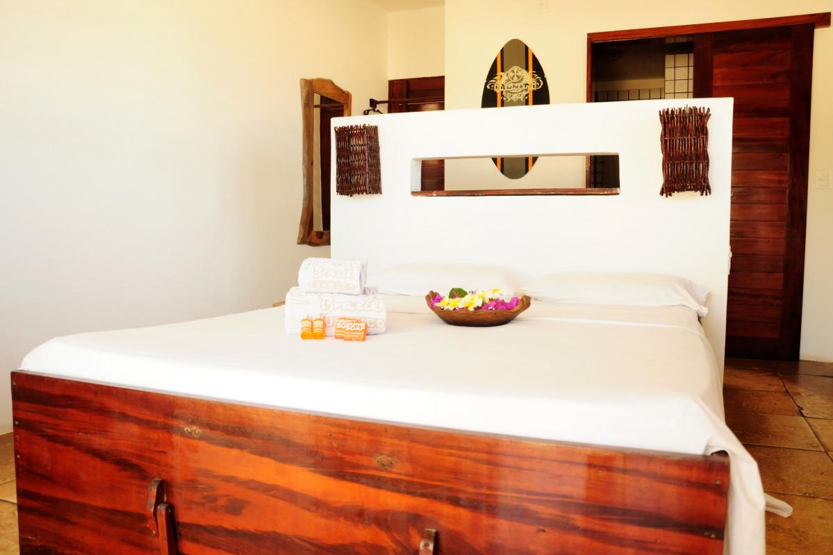 Double Room | Windtown Cucumbo Brazil