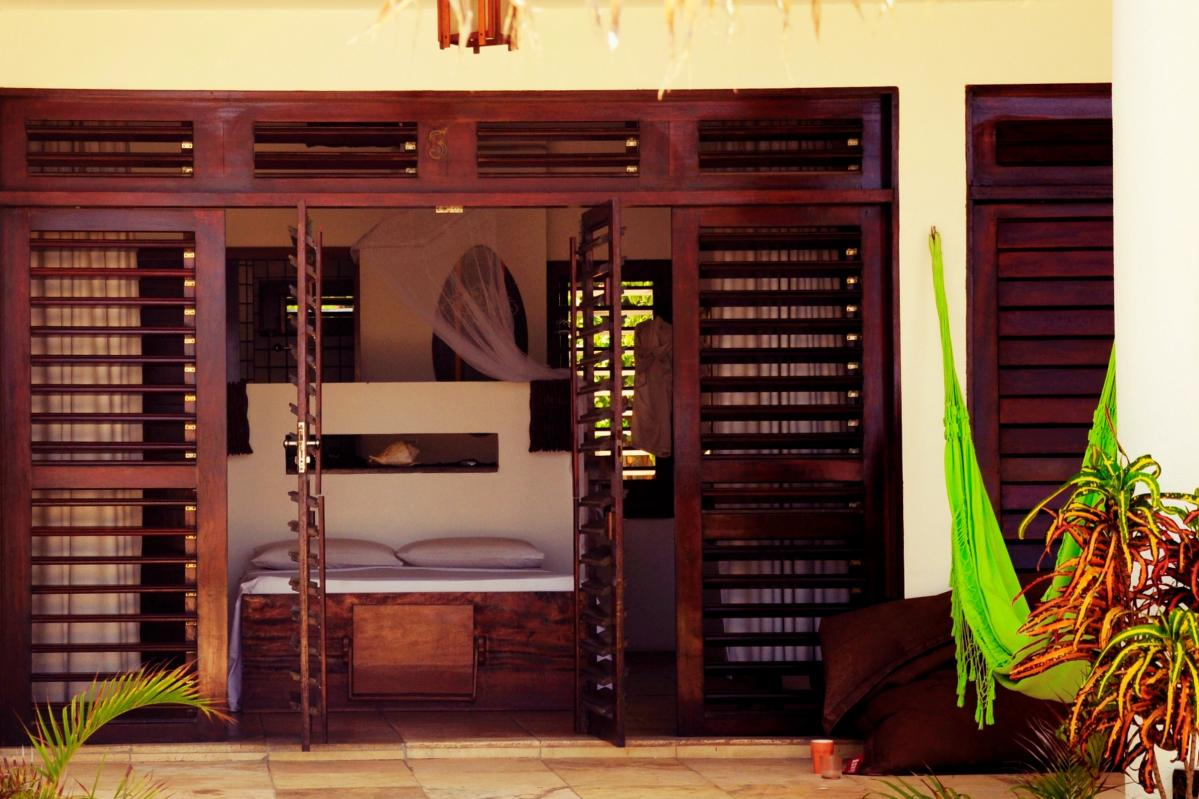 Double Room Bedroom | Windtown Cucumbo Brazil