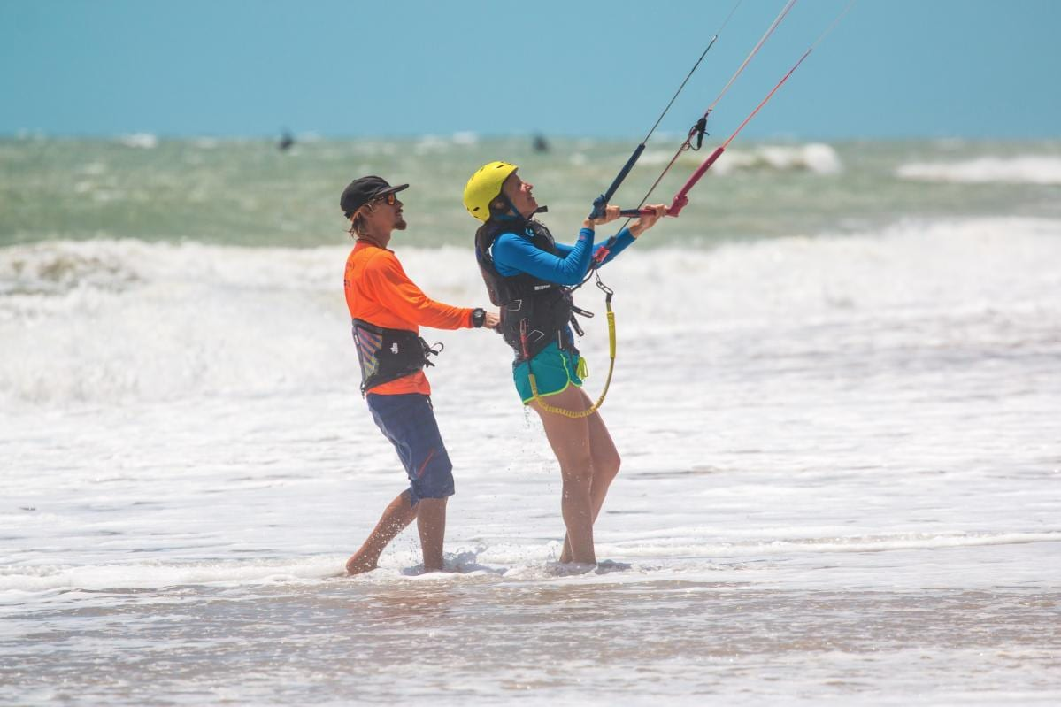 Kitesurf lessons | Windtown Cucumbo